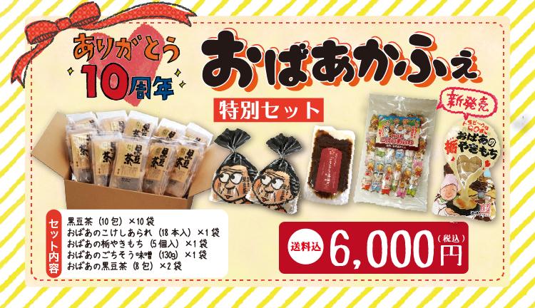 特別セット 送料込み6,000円